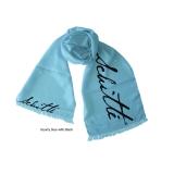 """Schitte™ """"Stillness"""" 100% Silk Scarves"""