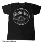 Schittee™ Circle Crew Short-Sleeved T-Shirts (Men)