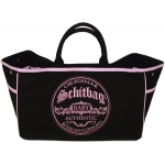 "Premium Diaper/Utility Schitbag™ in Girl-Pink ― ""World's Greatest Diaper Bag"""